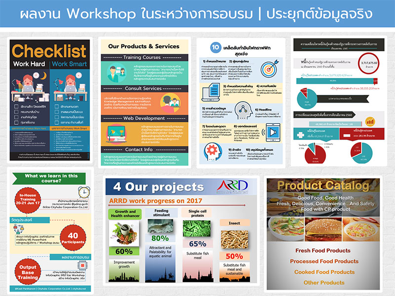 infographic works 2017